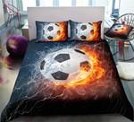 Football Flash Lightning CD Bedding Set INKPMP
