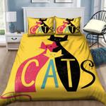 Cat Tvh CT Bedding Set BEVRJI