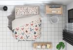 Fox Rabbit HHCTH Bedding Set BEVRUE