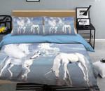 Drink Water Unicorn CD Bedding Set INKPOD