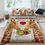 Giraffe Bedding Set QASH