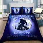 Bigfoot Grandpa Bedding Set QAZK