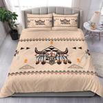 Native American Pride Bison CT Bedding Set BEVRFY