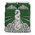 Maori Moko Tattoo FP Bedding Set BEVR HYB