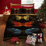 Vintage Butterfly CT Bedding Set BEVREW