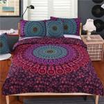 Bohemian Print Mandala Printed Bedding Set Bedroom Decor