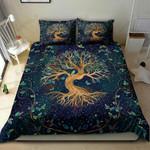 Tree Of Life Printed Bedding Set Bedroom Decor 01