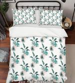 Tropical Greenery HHCTH Bedding Set BEVRYQ