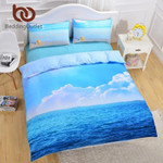 Starfish And Ocean Bedding Set IYXP