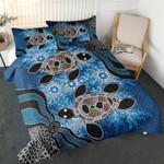 Blue Turtle Bedding Set AAT