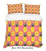 Pineapple HHCTH Bedding Set BEVRNK