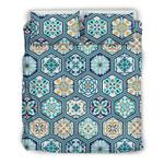 Mosaic Bedding Set All Over Prints 01