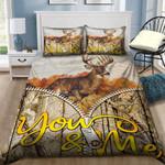 Deer Bedding Set QAIZ