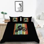 Rainbow Motorcyclist Black CD Bedding Set INKPCC