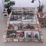 Tractor Bedding Set All Over Prints 01