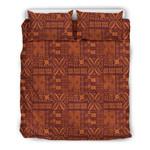 Hawaii Kapa Pattern Bedding Set JJITL