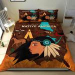 Native American Bedding Set QAFX