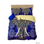 Big Elephant Pattern CD Bedding Set INKPOP