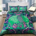 Beautiful Elephant Hippie Printed Bedding Set Bedroom Decor