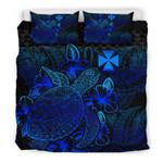 Polynesian Wallis And Futuna Color Bdn Bedding Set CAMLI PRP