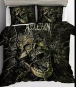 Scary Skull Horror   Bedding Set Bedroom Decor
