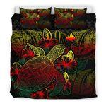 Polynesian Papua New Guinea Reggae Color Bn Bedding Set CAMLIEI
