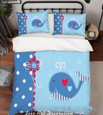 Dolphin Animal Dak V Bedding Set BEVRSE
