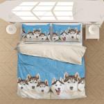 Husky Dogs General Name For A Sled Type Of Dog  Bedding Set Bedroom Decor