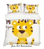Tiger HHCTH Bedding Set BEVRYB