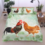 Couple Chickens Bedding Set BBIY