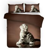 Cat Lovely HHCTH Bedding Set BEVRJH
