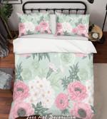 Floral Pattern HHCTH Bedding Set BEVRUR