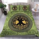 Beautiful Imagine Art Print Celtic Tree Of Life  Bedding Set Bedroom Decor