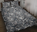 Psychedelic Compass Pattern Printed Bedding Set Bedroom Decor