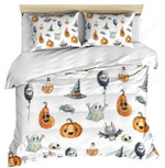 Halloween Iconic Bed Sheets Duvet Cover Bedding Set Great Gifts For Birthday Christmas Thanksgiving