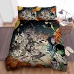 Halloween In The Grace Field House Bed Sheets Spread Comforter Duvet Cover Bedding Sets
