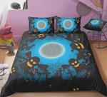 Scarry Halloween Bedding Set (Duvet Cover & Pillow Cases)