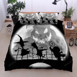 Halloween Party Bed Sheets Duvet Cover Bedding Set Great Gifts For Birthday Christmas Thanksgiving