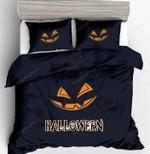 Scary Halloween Bedding Set      (Duvet Cover & Pillow Cases)