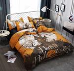 Halloween 02 Bedding Set      (Duvet Cover & Pillow Cases)