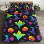 Halloween Ver02 Bedding Set      (Duvet Cover & Pillow Cases)