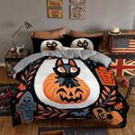 Halloween 01 Bedding Set  (Duvet Cover & Pillow Cases)