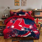 Boston Red Sox B170949 Bedding Set Sleepy Halloween And ? Christmas Sale