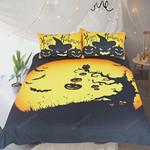 Pumpkin Halloween Bedding Set (Duvet Cover & Pillow Cases)