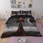 Halloween Moon Bedding Set (Duvet Cover & Pillow Cases)