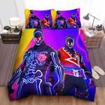 Fortnitemare Halloween Skins Bed Sheets Spread Comforter Duvet Cover Bedding Sets