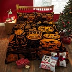 Halloween Bed Sheets Duvet Cover Bedding Set Great Gifts For Birthday Christmas Thanksgiving