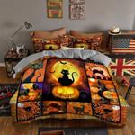 Halloween Bedding Set (Duvet Cover & Pillow Cases)