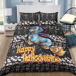 Dachshund Happy Halloween Bedding Set  (Duvet Cover & Pillow Cases)