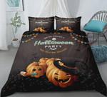 Halloween Party Bedding Set (Duvet Cover & Pillow Cases)